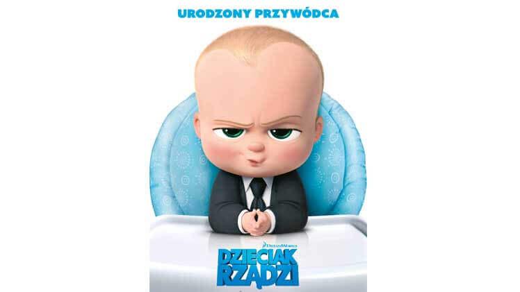 Dzieciak rządzi 2017 The Boss Baby